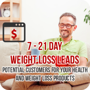 7-21 Day Weight Loss Leads