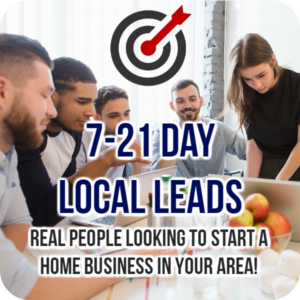 7 – 21 Day Local Leads