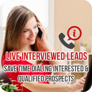 Live Interviewed Leads