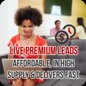Live Premium Leads