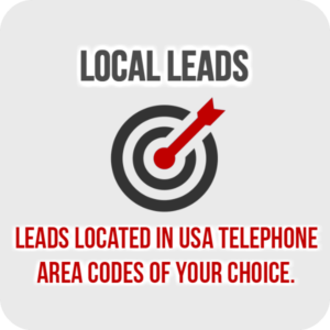 Bulk Local Leads Home Based Business Leads From HBBLeadscom - Telephone area codes usa